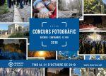 Cartell del Concurs Fotogràfic de Dosrius, Canyamars i El Far 2019