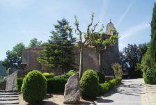 Església parroquial de Sant Esteve de Canyamars