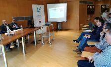 Acte de presentació del desplegament de la fibra òptica