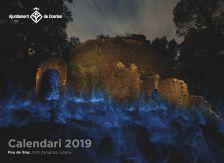 Surt a la venda el calendari de 2019 editat per l'Ajuntament