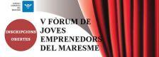 Fòrum de Joves Emprenedors del Maresme