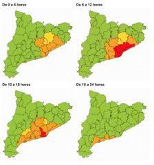 Pla especial d'emergències per nevades a Catalunya (NEUCAT)