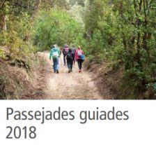 Passejades guiades 2018