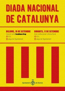 Cartell de la Diada Nacional de Catalunya