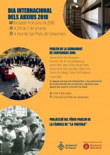 Cartell del Dia Internacional dels Arxius