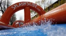 Splash slide