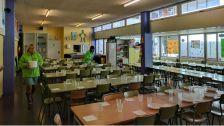 Els menjadors de l'Escola Castell de Dosrius